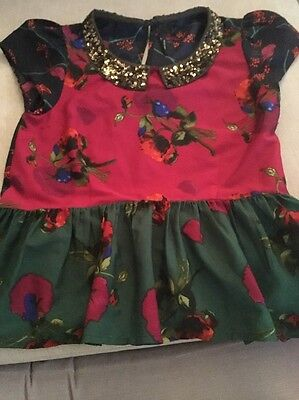 Lovely Girls Top From Next Age 9 Years – Used