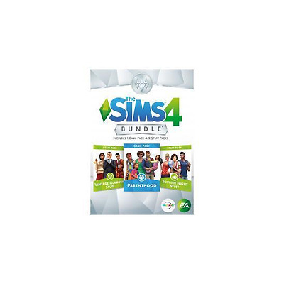 Electronic Arts PC THE SIMS 4 BUNDLE PACK 9 (CIAB)