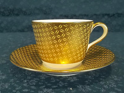 Royal Crown Derby A1355 Kaleidoscope NEW Tea Cup & Saucer