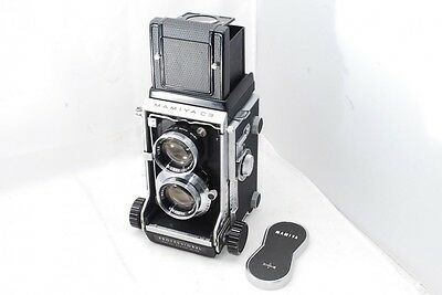 (4225) Mamiya C3 TLR Film Camera with Sekor 105mm F3.5 Lens from JAPAN, EXC!!