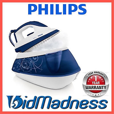 Philips Gc7520 Instantcare  4.5 Bar Steam Generator Iron Clothes Garment Steamer
