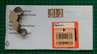 M14L Security Machin £1.00 Brown Forgery with MTIL !! source code USED X2 on SF