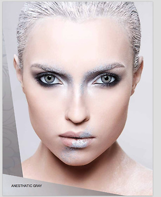 Contact color lens ANESTHESIA ANESTHETIC GRAY colors lenses