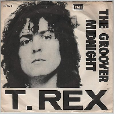 t rex MARC BOLAN THE GROOVER  Denmark issue