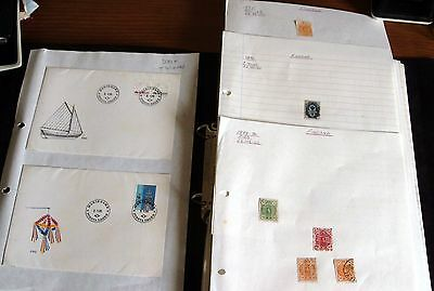 300+ Finland Stamps & 4 Covers In Binder, 1885-1984, Many Fine Sets, Fine Used.