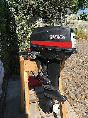 Yamaha Outboard 25hp 2 Stroke Short Shaft
