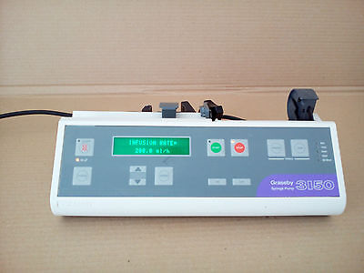 Graseby 3150 Infusion Pump Syringe Driver