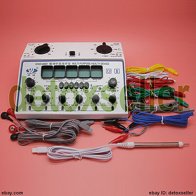 Electrical Acupuncture Stimulator Treatment Device Muscle Pluse Therapy Massager