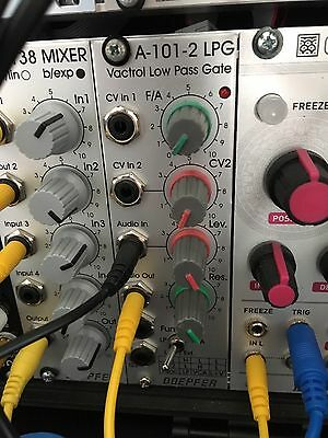 Doepfer Low Pass Gate Filter VCA Eurorack Modular Synth