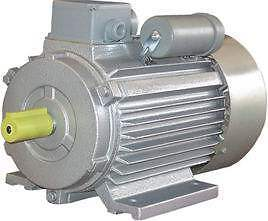 "5HP 3450 RPM AIR COMPRESSOR MOTOR  5/8"" 60HZ ODP electric SINGLE PHASE UPDATED"
