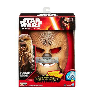 Hasbro Star Wars The Force Awakens Chewbacca Mask Toy Wookiee Voice