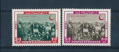D141455 Red Crescent MNH Afghanistan