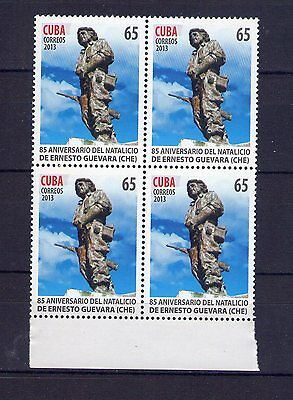 "2013, Block of 4"" NATALICIO, BIRTHDAY, CHE """