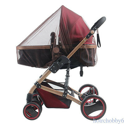 Baby Carriage Insect Full Cover Práctico verano mosquitero Net Bed Net