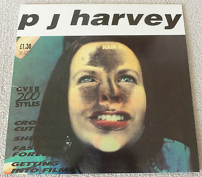 PJ Harvey - Sheela-na-gig  UK 12""