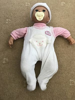 Baby Annabell Bundle- Doll, Cot, Carrier And More