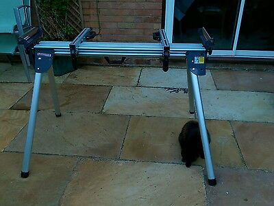 Axminster Deluxe Mitre Saw Stand