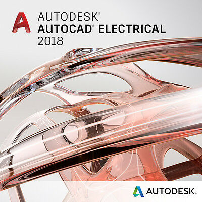 Autodesk AutoCAD Electrical 2018 - 3 years license - Win - Multi languages