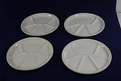 Made in France Lot 4 Fondue Plates