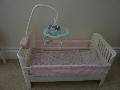 Baby Annabell Bed
