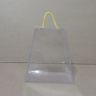 12 X PVC CLEAR DISPLAY BOXES gift boxes  JEWELLERY, SWEETS,.. CRAFTS PACKAGING