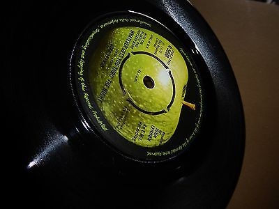 John Lennon 7inch single 1974, whatever gets you through the night, record EX,