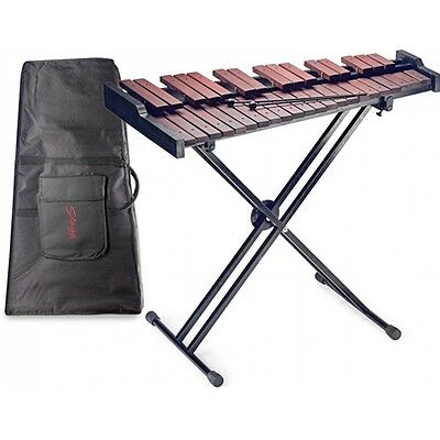Stagg 37 Note - 3 Octave Xylophone with Stand and Case