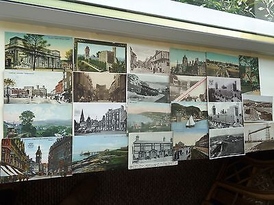 23  Early Wales  Postcards