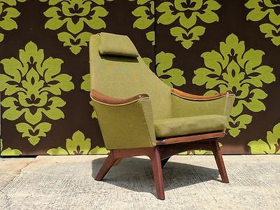 SALE! Craft Associates by Adrian Pearsall 1808-C High Back Lounge Chair