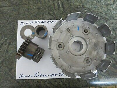 HONDA FOREMAN 14 5% Gear Reduction fits 400 and 450