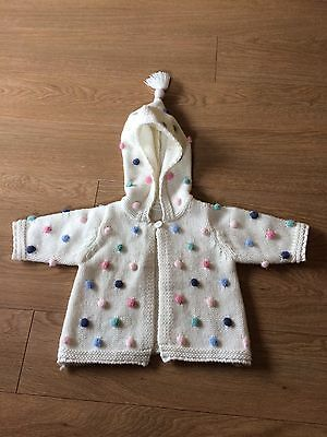 Baby Girl Cardigan NEXT (up to 3mths)
