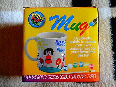 Paint Your Own Mug BN