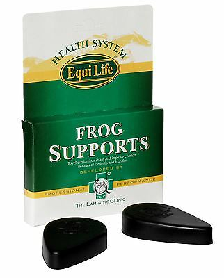 Equilife Tlc Frog Supports [As Supplied] [Pair]