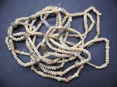 Ancient Egyptian Terracotta Coptic Period Necklace
