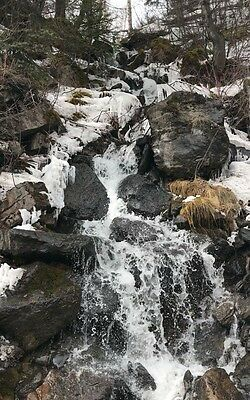 Cool Waterfall Picture Jpeg Penny Auction