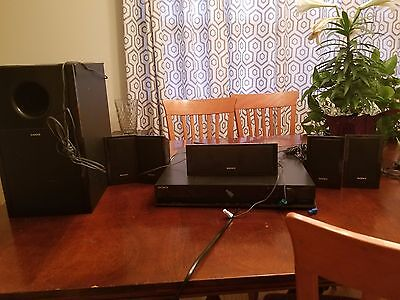 Sony DAV-DZ170 5.1 Channel Home Theater System