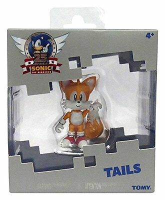 Sonic The Hedgehog 25th Anniversary 3 Inch Tails Figure *BRAND NEW*