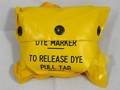 U.S. Military Sea Dye Marker (New) - Genuine Military Issued