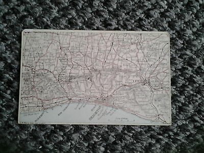 Old PC Map of Brighton