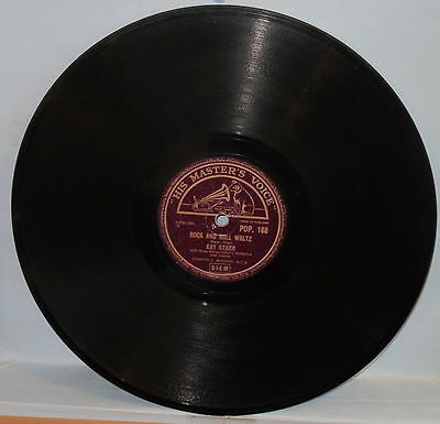 """Classic KAY STARR 78 """"ROCK AND ROLL WALTZ""""  1956 No.1"""