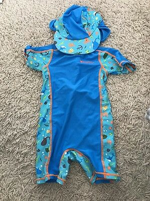 Mountain Warehouse All In one Swimsuit Boys 12-24 Months