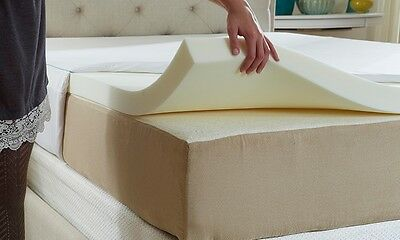 Memory Foam Mattress Topper Available In All Sizes And Thickness