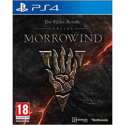Koch Media PS4  THE ELDER SCROLLS ONLINE MO CE