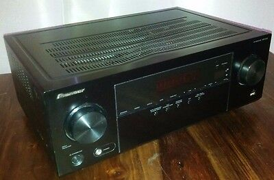 Pioneer VSX-323 Amplifier, Home Cinema 5.1 HD 3D AV Receiver FM Radio, HDMI, ARC