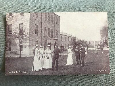 Cork South Infirmary Nurses and staff Pre 1910
