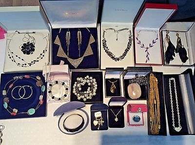 Job Lot Mixed Items Quantity of Vintage & Modern Costume Jewellery