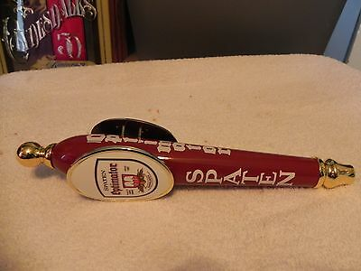 Spaten Optimator doppelbock beer tap handle bar pub game room