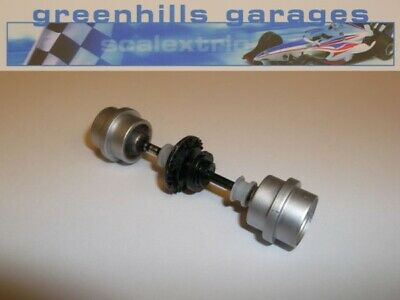 Greenhills Scalextric Williams BMW FW23 C2334 Rear Axle & Wheels Used – P2927...