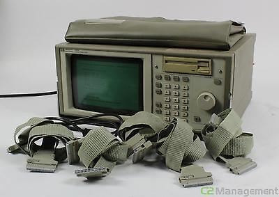 HP 1650A Logic Analyzer w/ Cables (No System Disk)