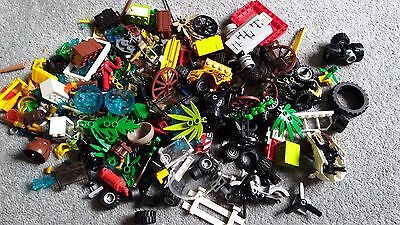Large lot of Genuine LEGO Accessories and parts